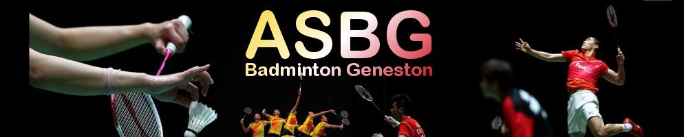 ASBG Badminton Geneston
