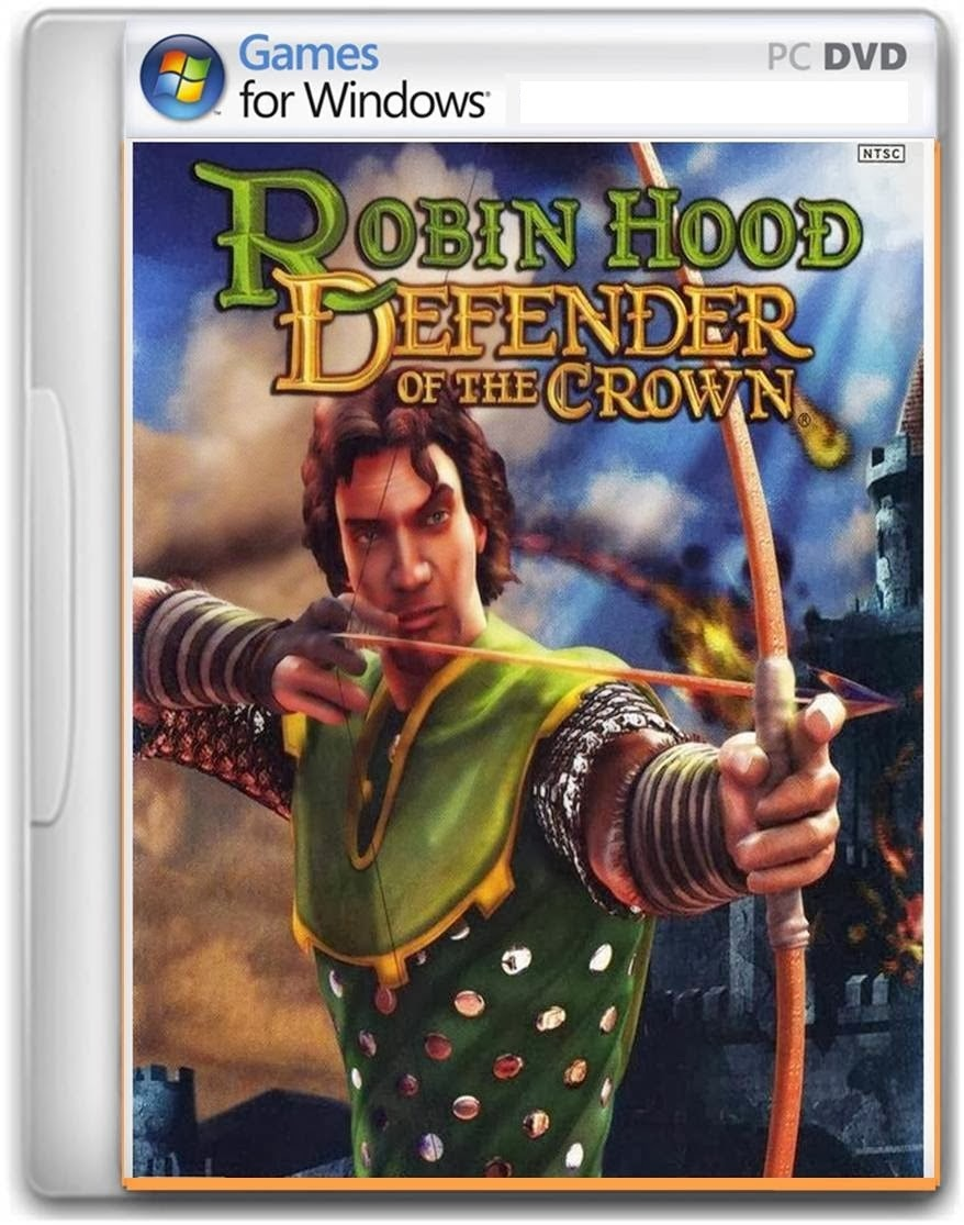 Robin Hood Defender Of The Crown PC Game Free Download Full Version