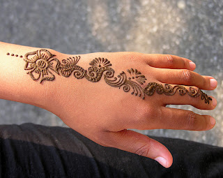 Popular Henna Mehndi Designs for Hands