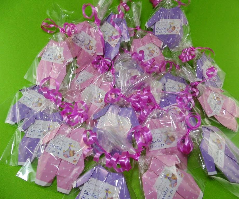lembrança origami de imã