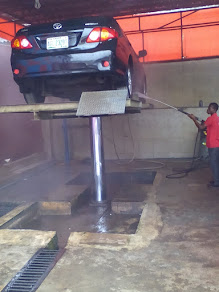 BRING YOUR VEHICLES TO MEECHEAL EXCELS AUTO CARE CENTRE FOR WORLD-CLASS WASH