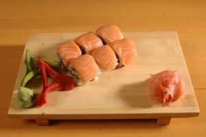 виды суши и роллов с фото