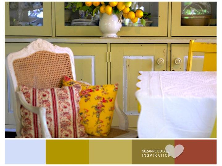 Suzanne dufault designismall house addict blog style de d coration campagne fran aise - Home decoration campagne ...