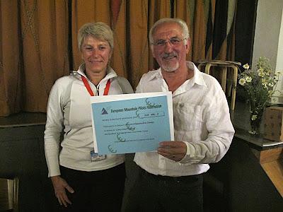 Marliés Campí i Nöel Genet.