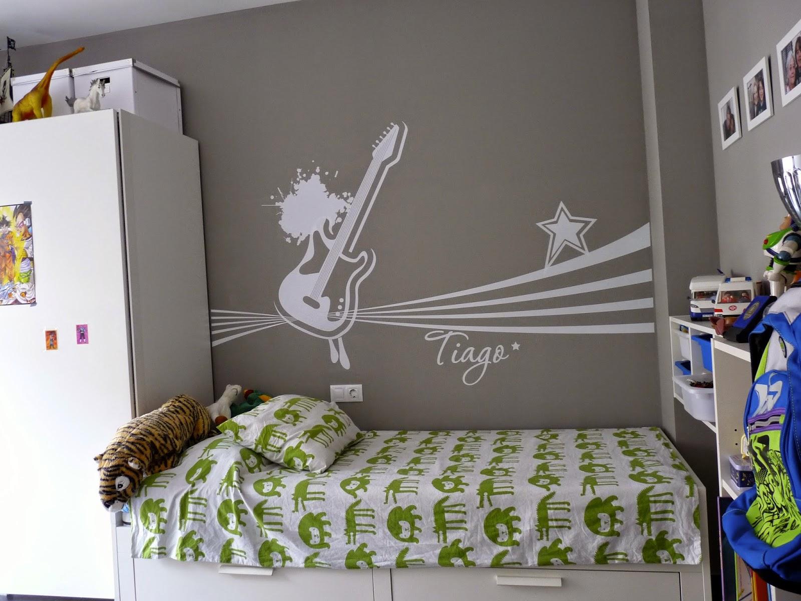 Decopedia 4 decoraci n infantil el blog de clementina - Paredes habitaciones infantiles ...
