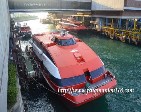 港澳水翼船