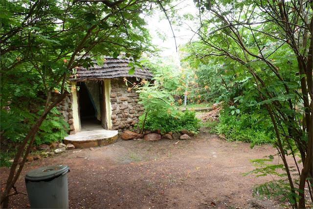 Cabaña en el campement Dogon du Fouta