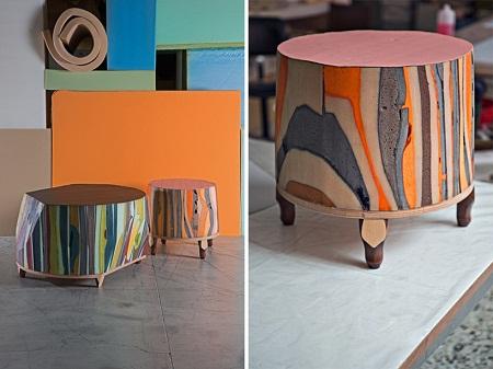 EcoNotas.com: Muebles Reciclados, Espuma de Poliuretano Reutilizada ...