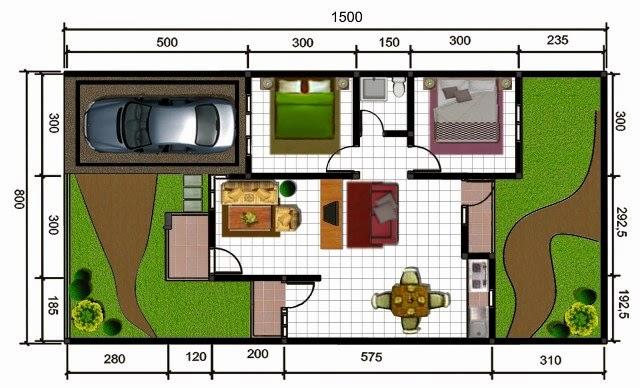 Desain ruangan minimalis 4