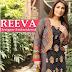 Reeva Lawn Collection 2014-15 by Shariq | Reeva Designer Embroidered Dresses 2014-15