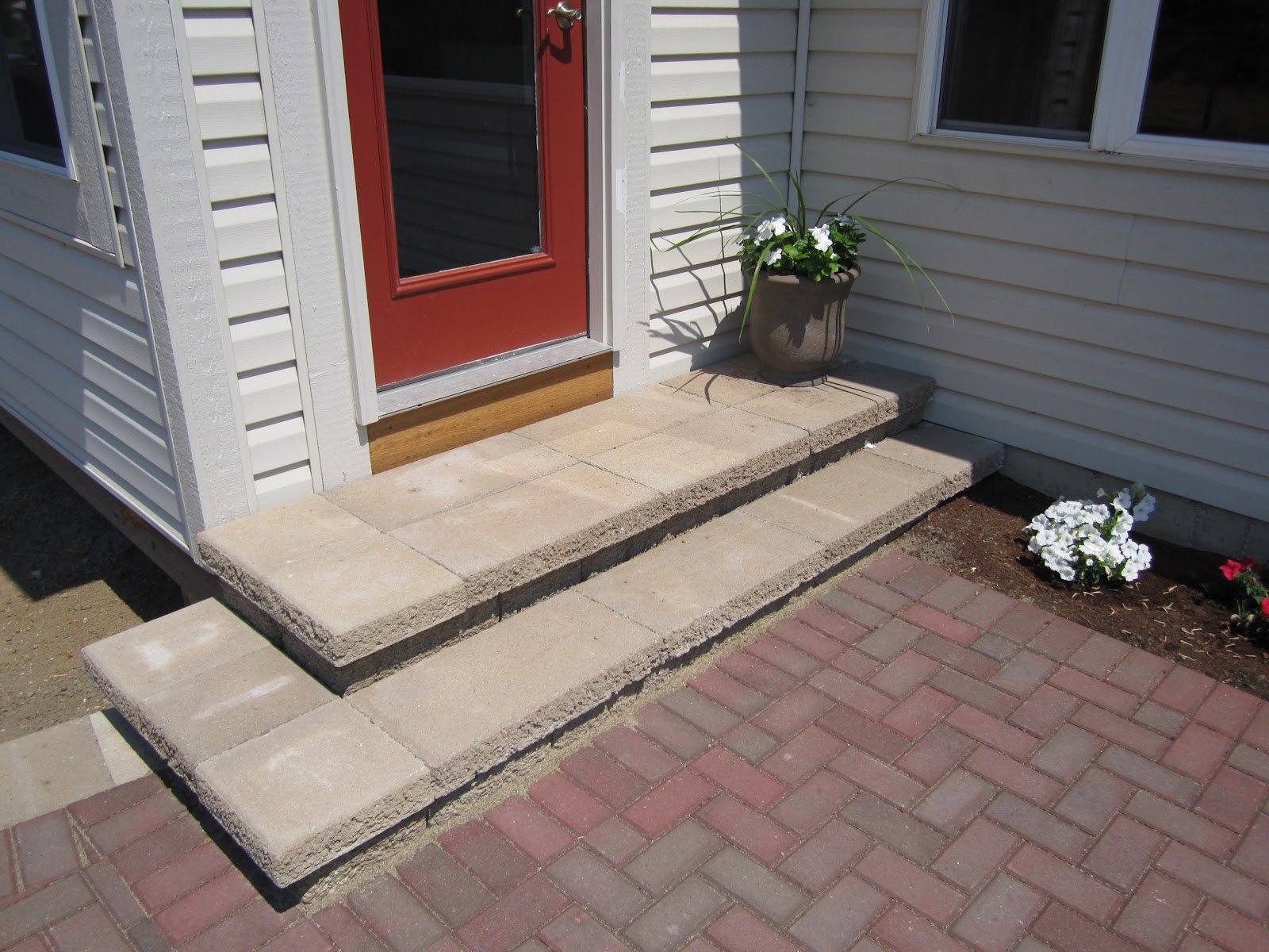 Ordinaire Brick Pavers,Canton,Plymouth,Northville,Ann Arbor,Patio,Patios,Repair ,Sealing