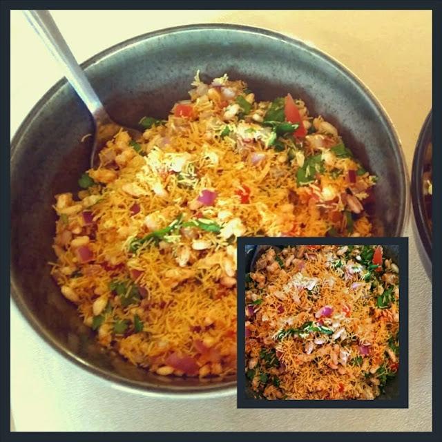 Sukha bhelAppetizers & Snacks