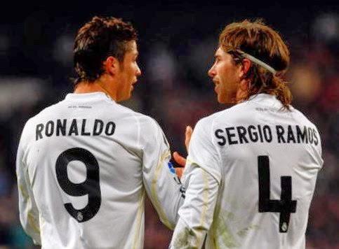 Simpati Ramos dan Ronaldo atas Cederanya Jese