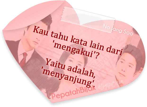 Kutipan Drama Quote Goddess of Marriage