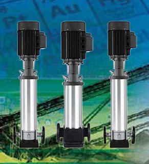 Shakti SCR Vertical Multistage Centrifugal Pumps Online, India - Pumpkart.com