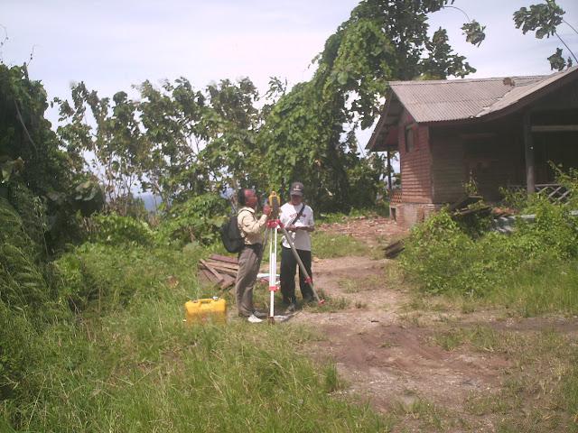Jasa Survey Pemetaan Topografi