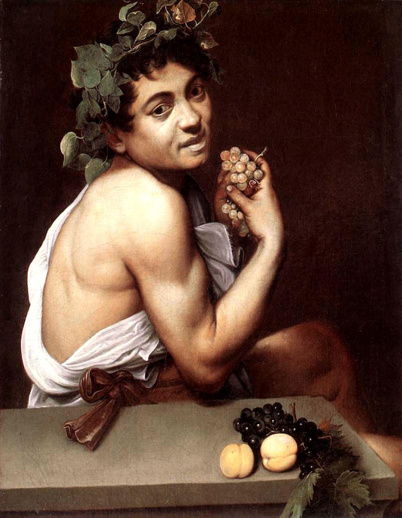 Caravaggio, genio irrequieto