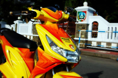 Modifikasi Honda Beat 2008 Nano-Nano : MODIFIKASI MOTOR
