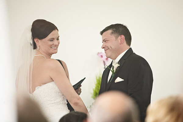 south ferry church wedding: vows