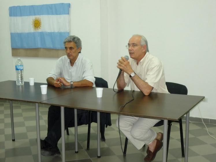 San Martín y Néstor Kirchner, patriotas si los hay