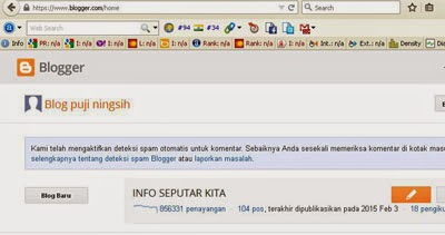 cara membuat blog (website) gratis blogspot blogger.com