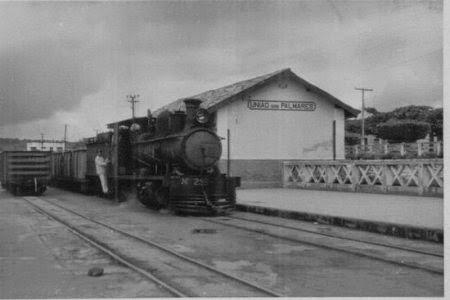Estação ferroviária de União