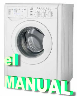 Manual de Usuario de Indesit