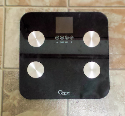 Ozeri Touch Body Scale