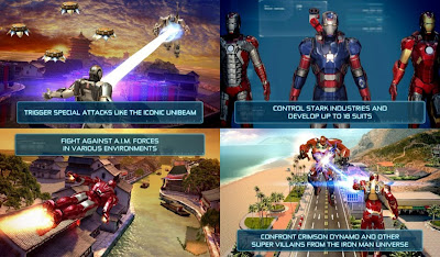 Iron Man 3 - The Official Game Apk + SD Data | Android Games Download