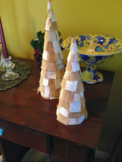 easy diy christmas tree