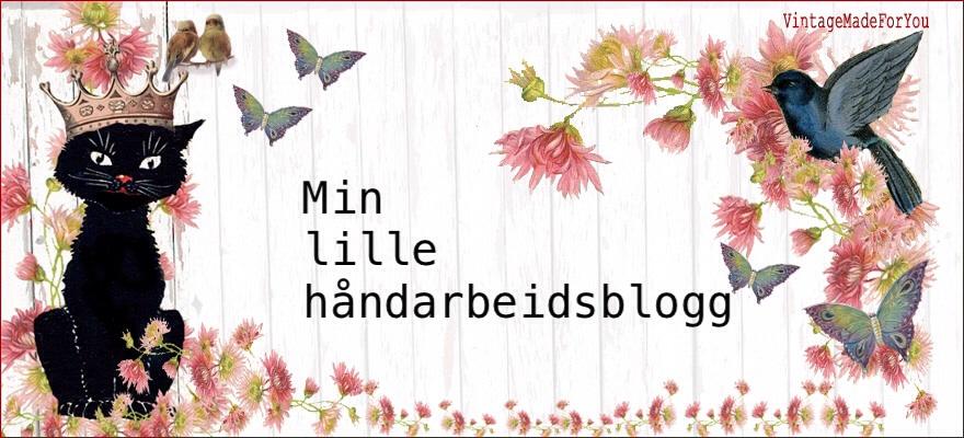 min lille håndarbeidsblogg