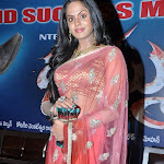 Karthika at Dhammu Movie Successmeet Pics