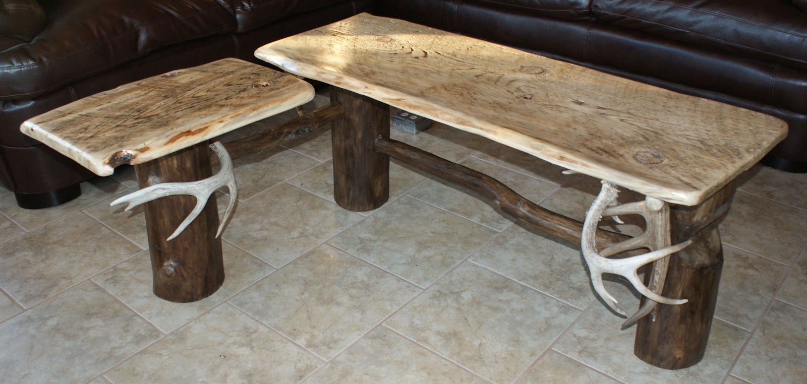 Off the grid at 30 frugal tuesday homemade coffee table frugal tuesday homemade coffee table geotapseo Gallery
