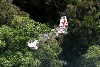 foto pesawat cassa jatuh