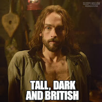 Inspiration~ Tom Mison