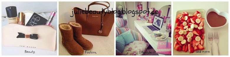 ~*Julie Beautyblog*~