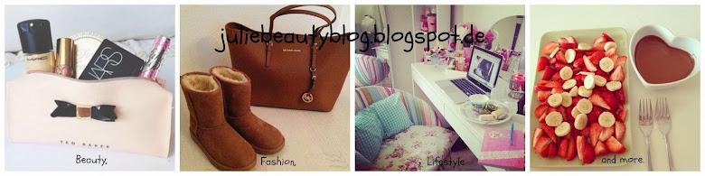 ~*Julie Beautyblog*~