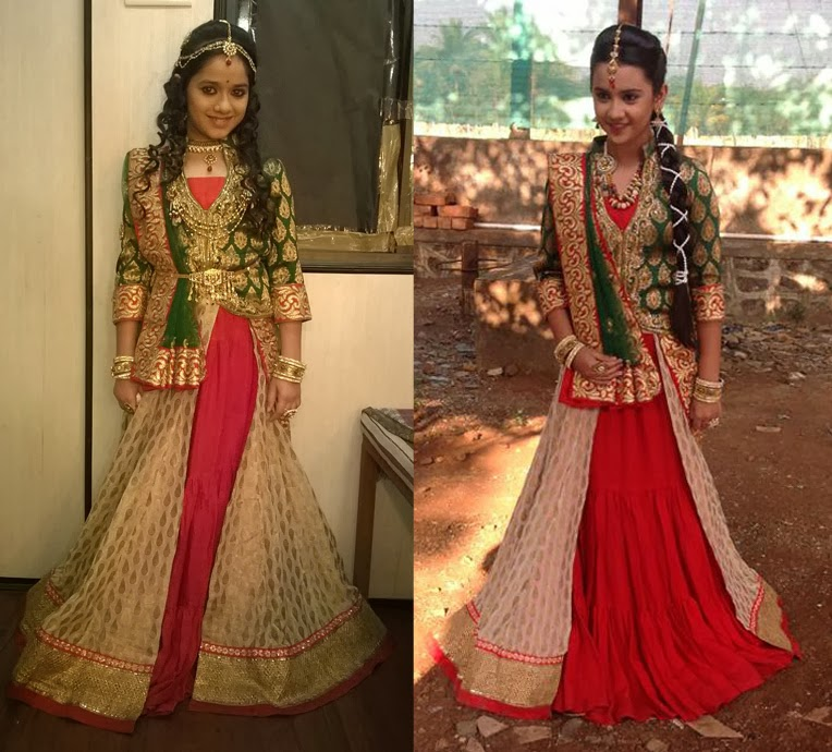 Jannat Zubair Rahmani as Phool Kanwar Rathore & Roshni Walia as Ajab Daye Wife of Maharana Pratap