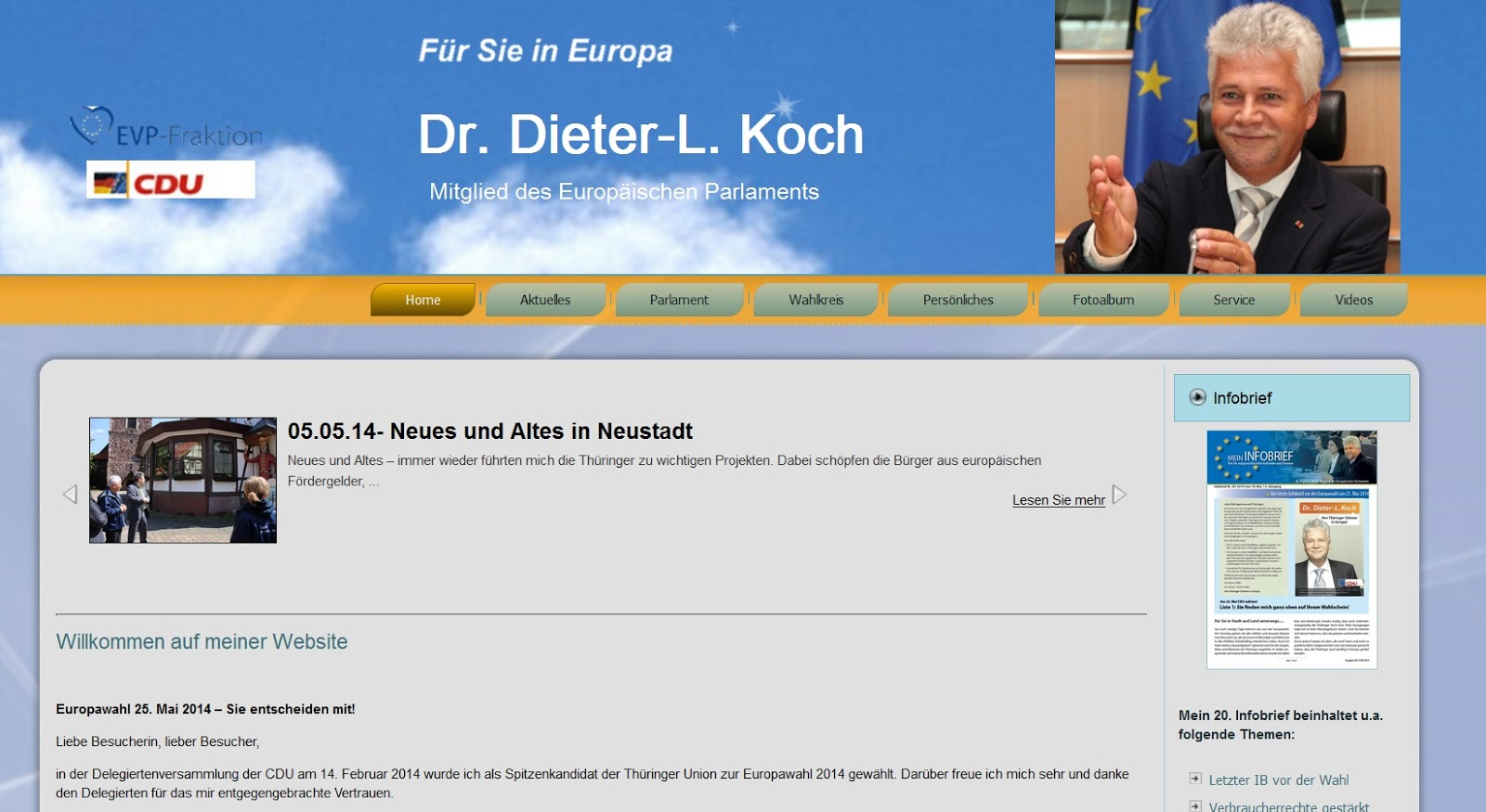 Thüringer Europaabgeordneter