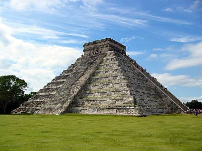 Guided Tour of the Yucatan Peninsula, Mexico