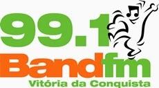 Rádio Band FM de Vitória da Conquista ao vivo