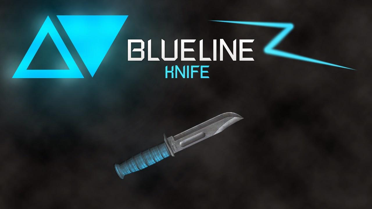 GTA SA - BLUELINE WEAPON PACK Knife
