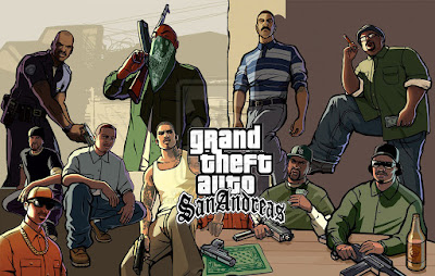 Gta San Andreas V.1.0.8 MOD Apk + Data