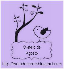 Sorteio 30/08