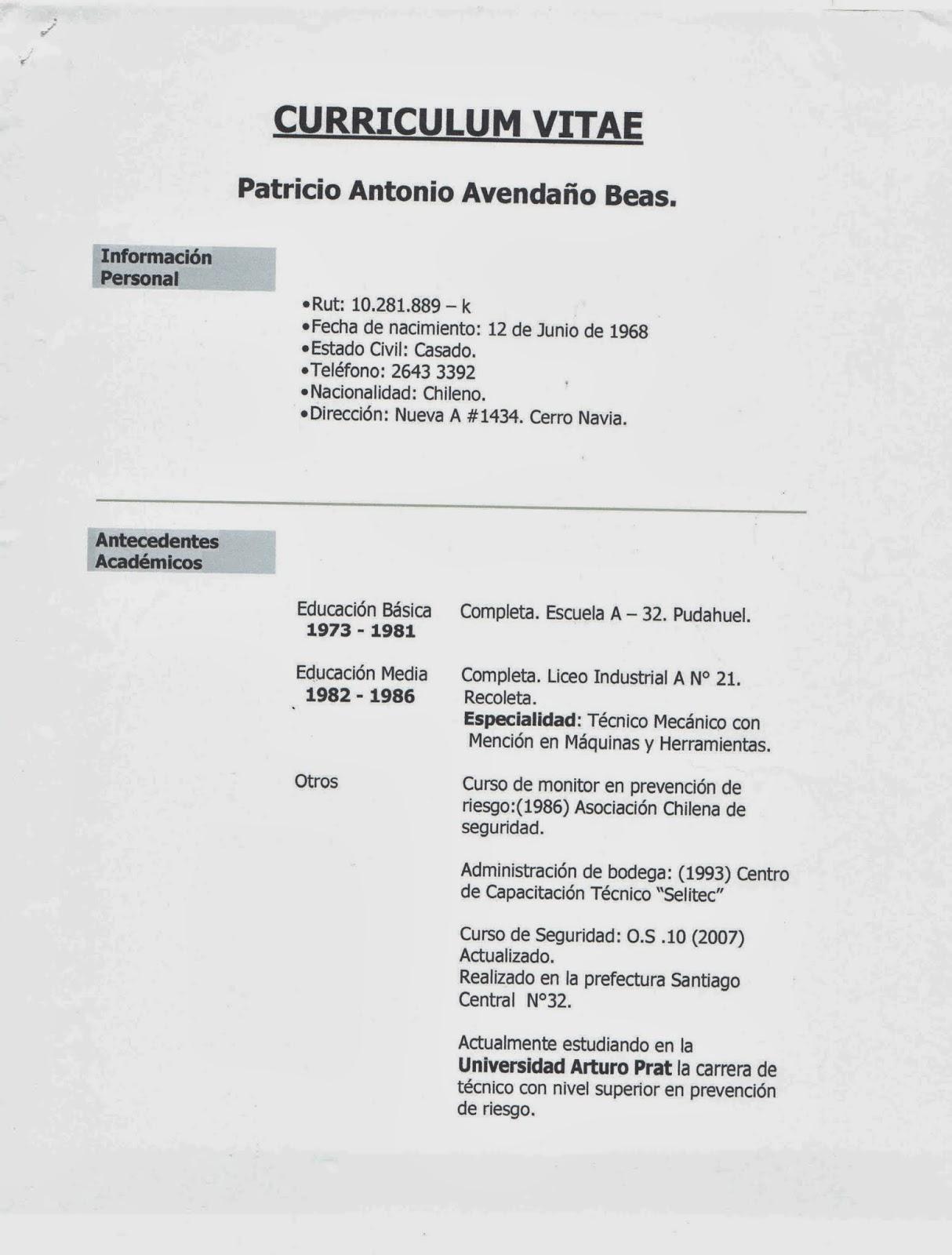 Bonito Ejemplos Del Curriculum Vitae Del Mecánico De Coche Modelo ...
