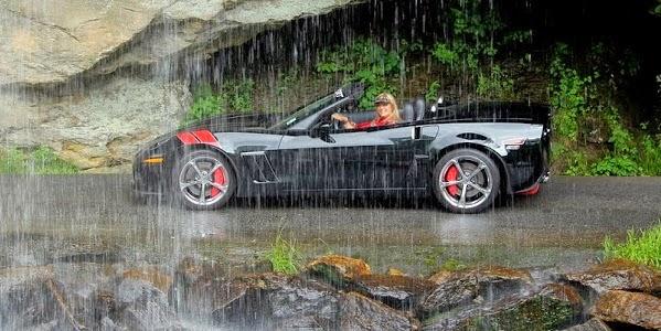 Driving Corvette for Fun