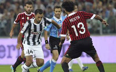 Juventus FC 2 - 0 AC Milan (2)