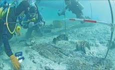 Κινέζοι αρχαιολόγοι ανακάλυψαν θησαυρό σε πυθμένα ποταμού
