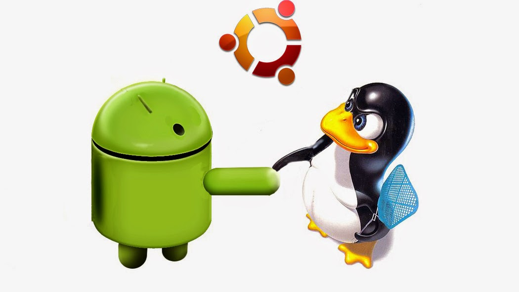 Tutorial install dual boot android dan ubuntu touch di nexus 4