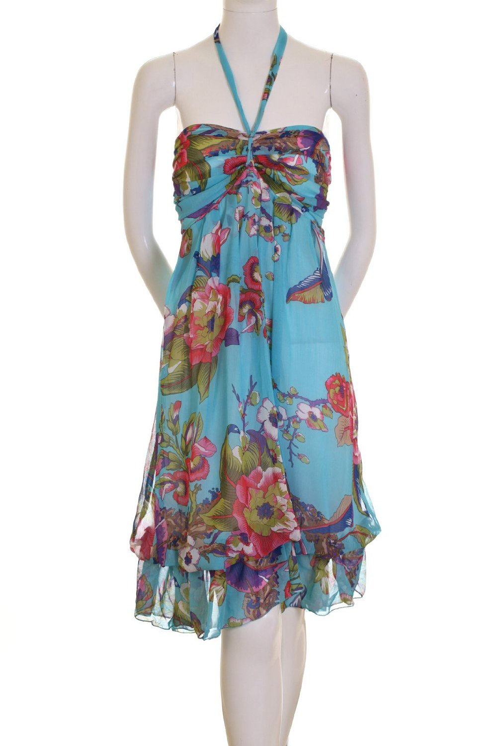 Indian Fashions & Styles: Sun Dress Womens Casual Summer Clothes